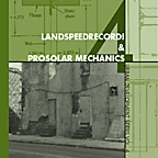 Prosolar Mechanics / Landspeedrecord